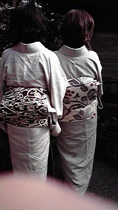 椿山荘♪着物イベント報告(*^^*)