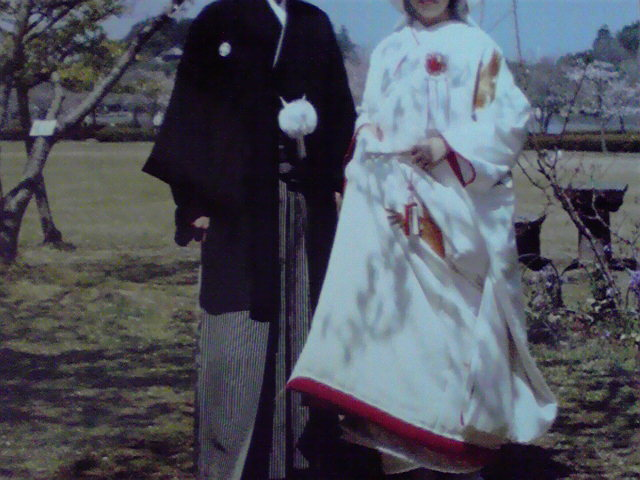 ♪花嫁着付け♪アマテラスさん作(^_^)