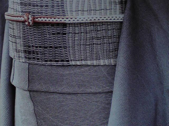 綺麗な着付け…1にも2にも練習(^_-)