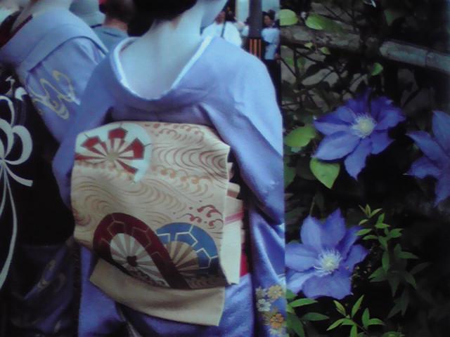 ★色の取りあわせを楽しむ〜日本人の心★