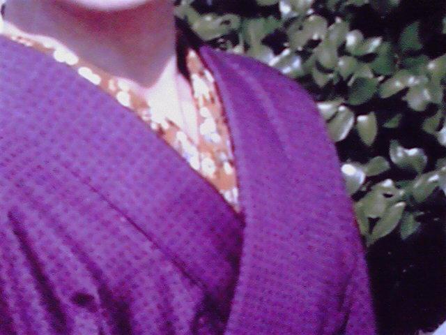 ★本日は『紫色』について…のお話を〜★
