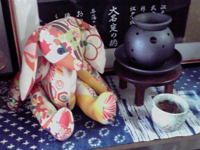 ★我が家の可愛い和小物たち〜★